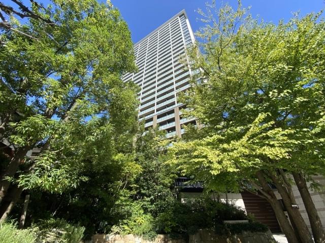 グランドメゾン白金の杜 ザ・タワー